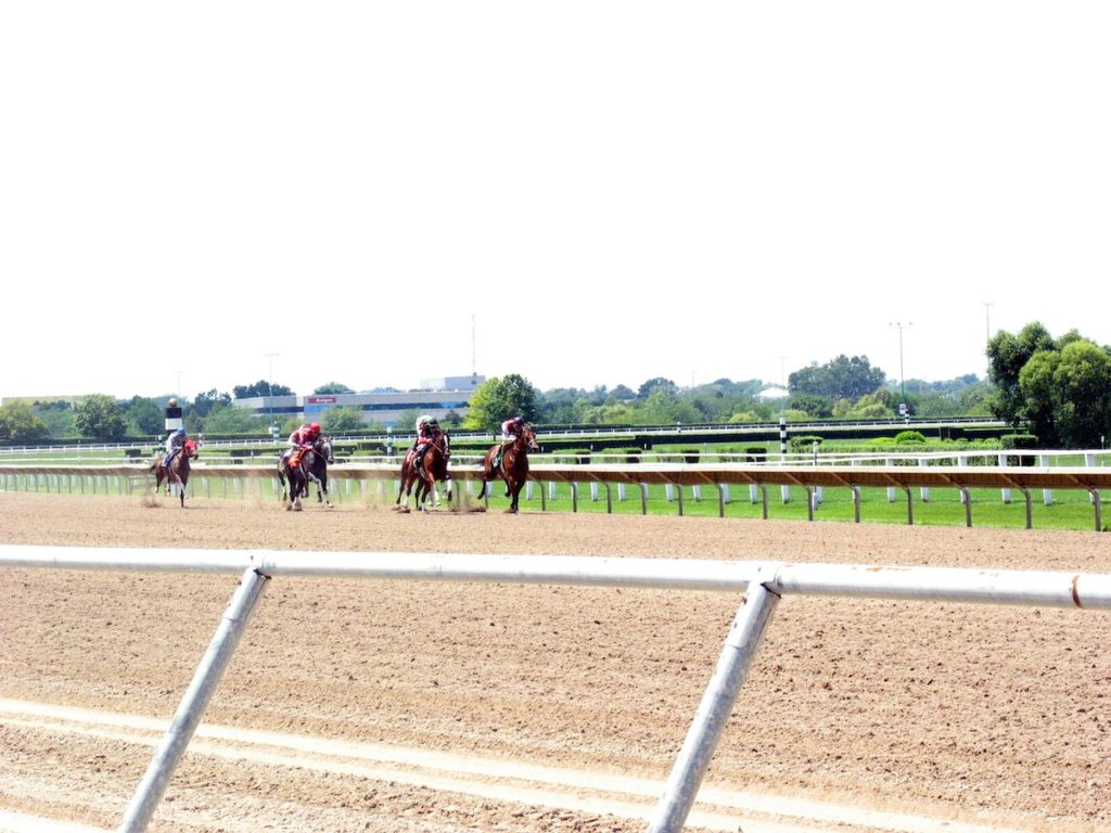 4th of July Horse Race