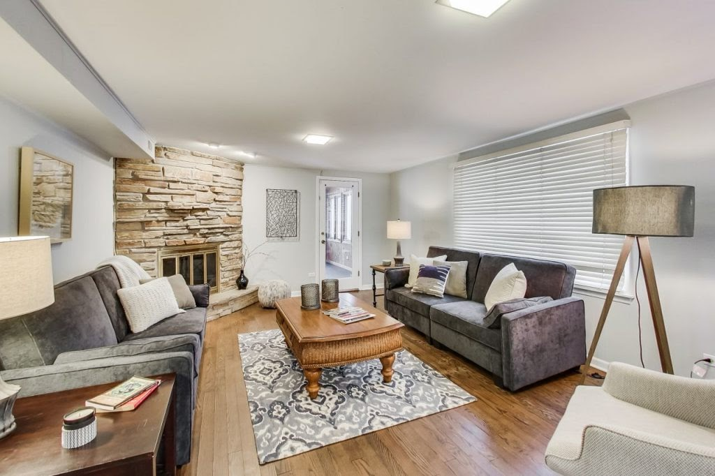Staged Home For Sale