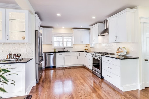 Kitchen on Station Street Home For Sale