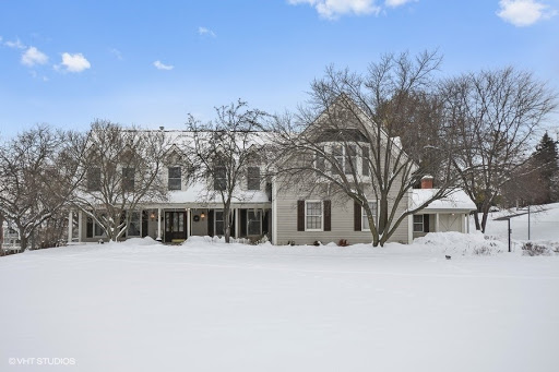 25143 N Cayuga Trail in the Snow